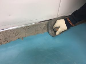 Epoxy Coving Clifford Flooring