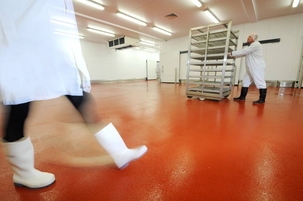 Epoxy, Polyurethane and Decoflake™ Flooring