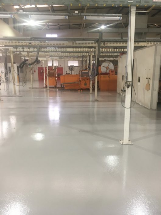 Clifford Flooring - Epoxy Floors